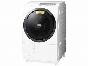 日立乾燥機付き洗濯機