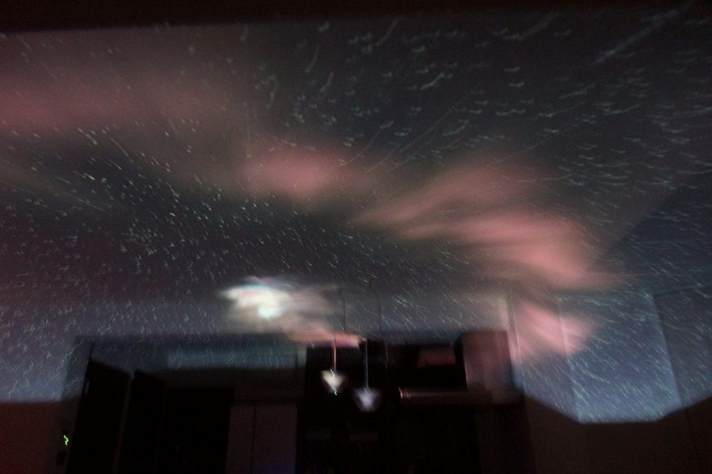 SONY LSPX-P1でプラネタリウム体験!宇宙を探検画像02