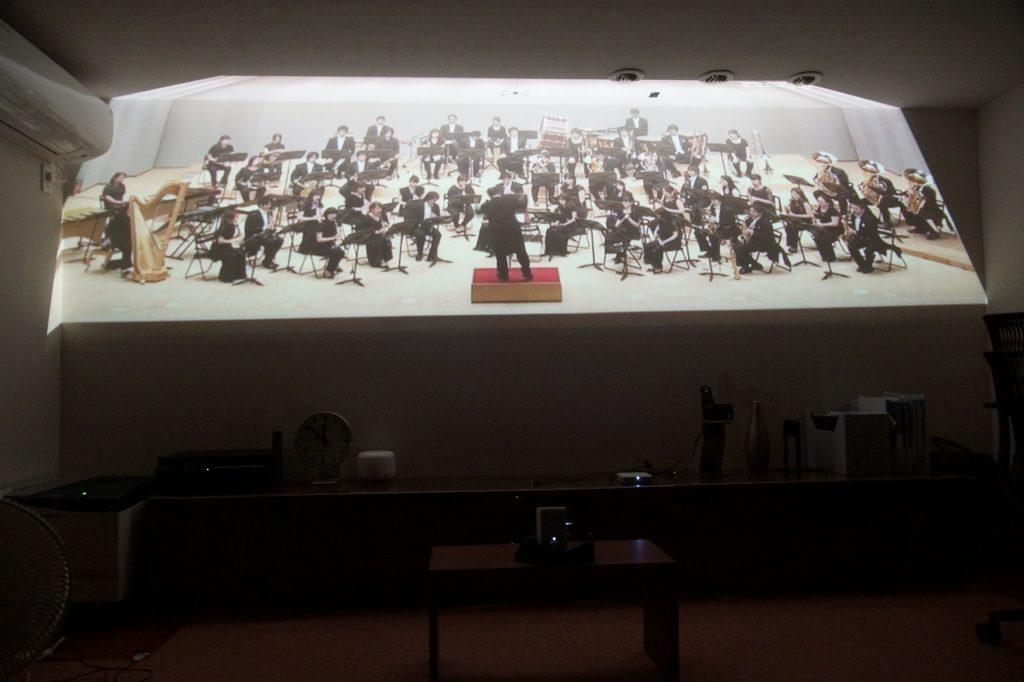SONY LSPX-P1はオーケストラも貸し切り状態!臨場感がMAX