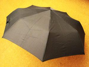 【HUNTER(ハンター)】自動開閉折りたたみ傘 ネイビー 男女兼用 05