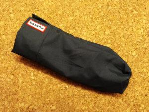 【HUNTER(ハンター)】自動開閉折りたたみ傘 ネイビー 男女兼用 07