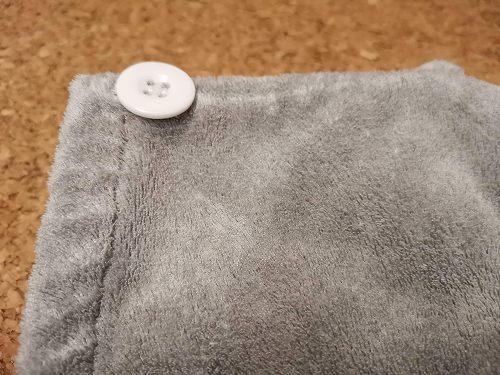 ガス乾燥機で乾燥すると柔軟剤なしでもフカフカ (1)